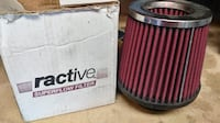 Ractive Filter for a 2003 Honda Civic - $30