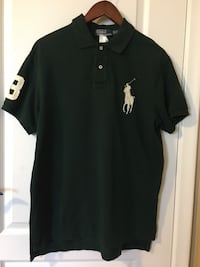 Polo Ralph Lauren green olive #3 in arm size large 545 km
