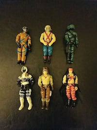 GI Joe / Cobra Action Figures Orcutt, 93455