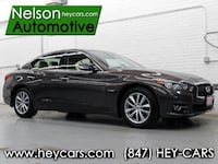 2014 Infiniti Q50 Brown Mount Prospect, 60056