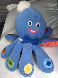 6e6f70f1d14 Used Blue octopus plush toy for sale in Blacksburg - letgo