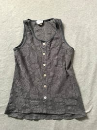 women's gray sleeveless top Stevens Point, 54481
