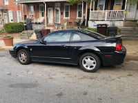 Ford - Mustang - 1999 Wilmington