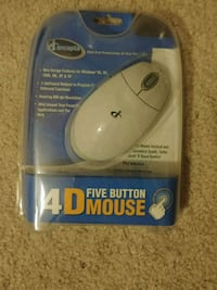 IConcept 4D five Button Mouse Anne Arundel County, 21225