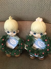 two Precious Moments figurine with box West Des Moines, 50265