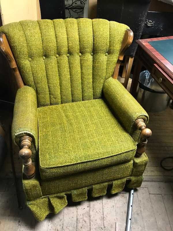 Awesome 1970S Style Rock And Swivel Chair Creativecarmelina Interior Chair Design Creativecarmelinacom