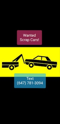 Scrap Cars Mississauga, L5R 3L7