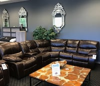 Manual Sectional Recliner / Power $1,299 Vancouver, 98682