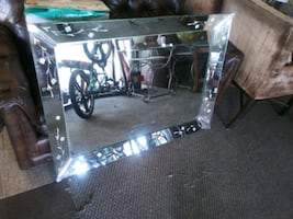 Bevel Edge mirror 3 x 5.