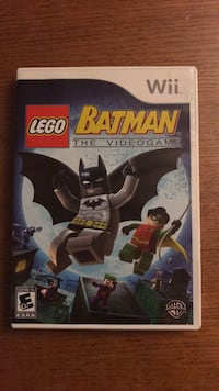 Lego Batman Wii game South Bend, 46615