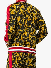 Used Versace Men Tracksuit Jacket and Pants SINGAPORE