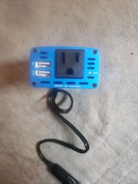 Power Inverter for A Vehicle