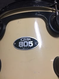 Cool drumset for sale PDP 805 w rack! Anaheim, 92802