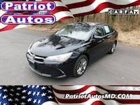 Toyota Camry 2016 BAD CREDIT? DON'T SWEAT IT! Baltimore