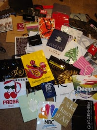 40+ Designer, Souvenir and Department Store Paper Shopping Bags