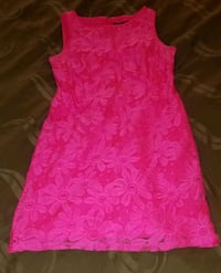 Pink lace dress Ridgeland, 39157