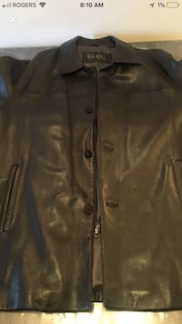Men's Leather jacket Montréal, H4N 2V4