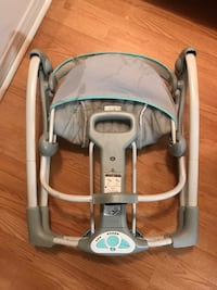 Taggies portable swing Vaughan, L6A 3M2