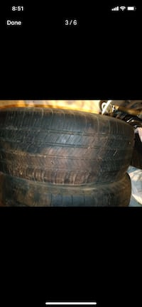 Michelin all season tires Mississauga, L5B 3L9