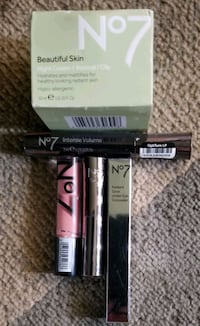 No.7 make up line products