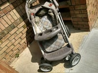 baby's gray and black stroller North Brunswick Township, 08902