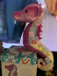 Seahorse scentsy buddy Bunker Hill, 25413