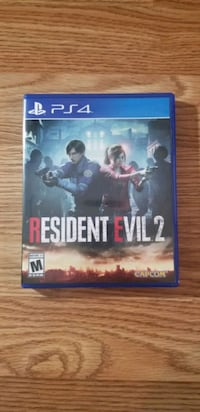 Resident evil 2 for ps4 Chantilly, 20151