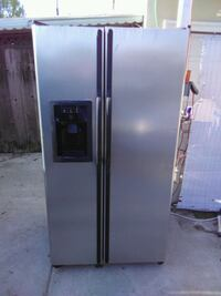 General Electric stainless steel refrigerator with Fairfield, 94533