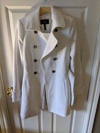 Le Chateau Women's White Spring/Winter Coat Mississauga, L5B 4P5