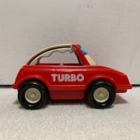 Vintage Buddy L Turbo Car From 1987 Collectible Toy - Shipping Dayton