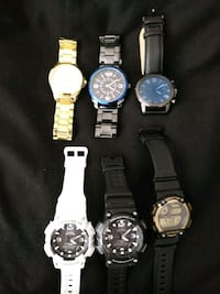 Watches ( Various Designs & Styles) 3127 km