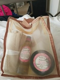 Faiths Natural Beauty set, never used  Boston, 02126