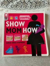 Show Mom How Parenting Book Kearny, 07032
