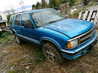 1995 blazer for parts Martinsburg, 25404