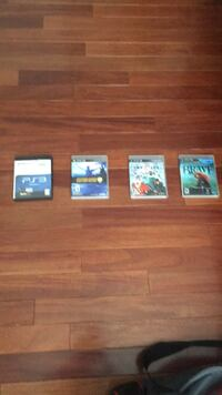 PS3 games  Dover, 03820