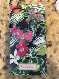 Lilly Pulitzer Phone Case iPhone 5 Wake Forest, 27587
