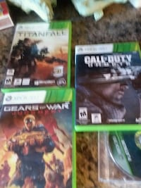 X box 360 games St. Cloud, 56303
