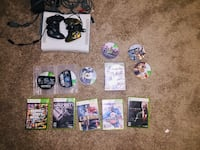 Xbox 360 with 12 games Cincinnati, 45223