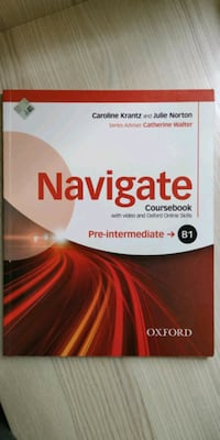 Navigate Coursebook and Workbook ( Pre - İntermediate B1 ) Karabük