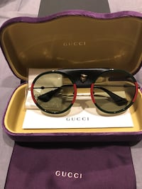 Authentic Gucci Aviators. Boston, 02126