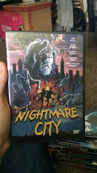 Nightmare City DVD Havre de Grace, 21078