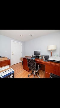 Expensive solid wood office desk Norwood, 02062