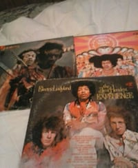 3 different jimi albums  Granite Falls, 28630
