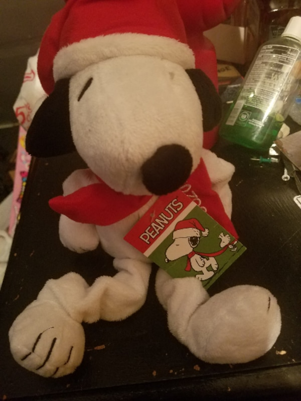 Used Snoopy Pet Toy for sale in JERSEYCITY - letgo 14412670d320