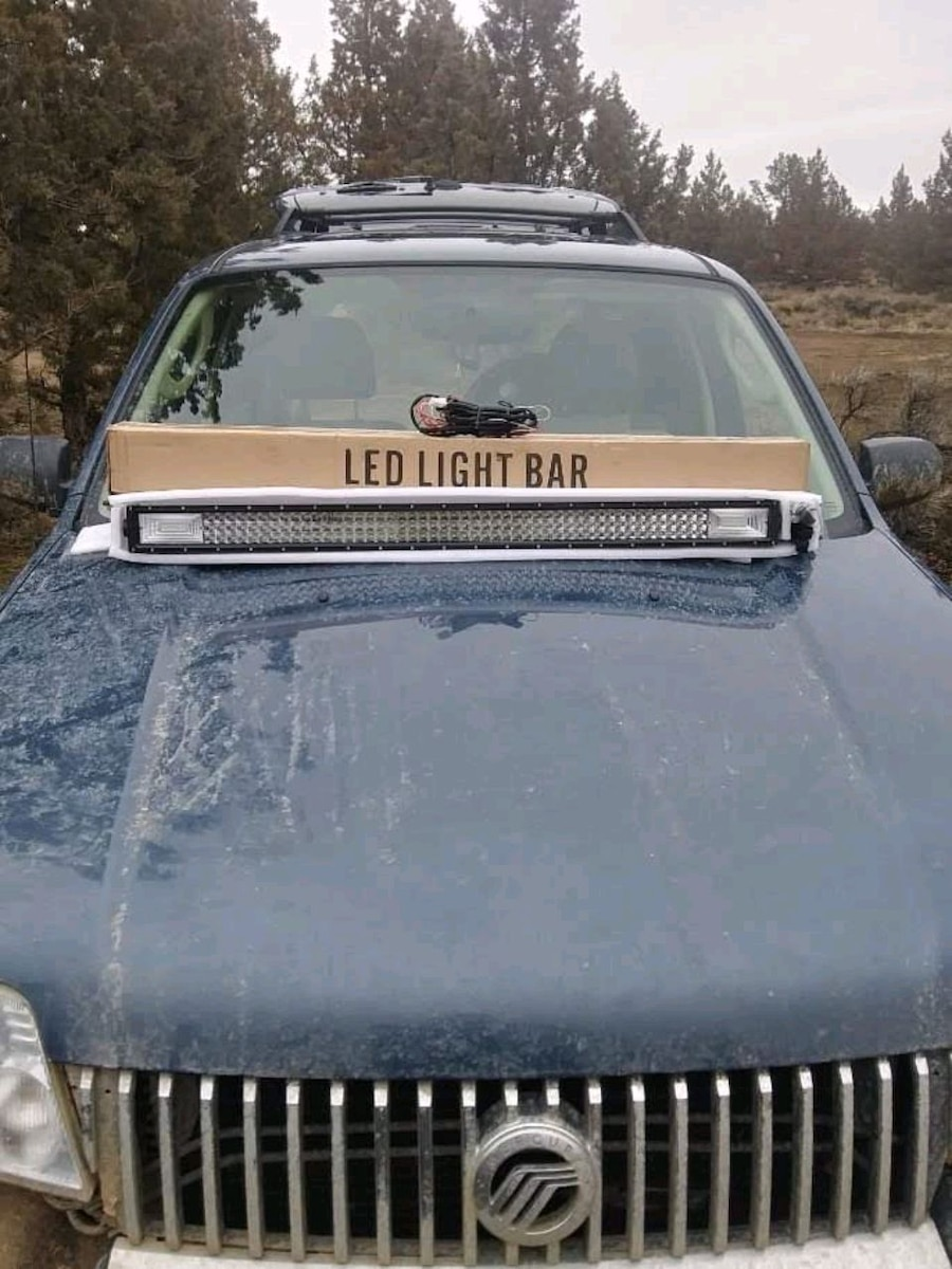Photo Light up ur Life with 10,000 candles with this LED light bar!!!!