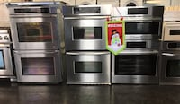 Double Oven - warranty and delivery included  Toronto, M3J 1N1