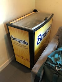 Snapple fridge Morgantown, 26505