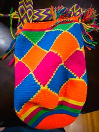 WAYUU TRIBE BAGS FROM COLOMBIA. Chicago, 60647