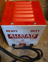 Heavy duty allstate car charger