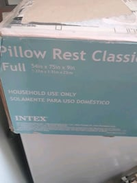 Intex Pillow Rest Airbed mattress